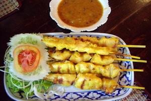 How to Make Thai Food: Chicken Satay