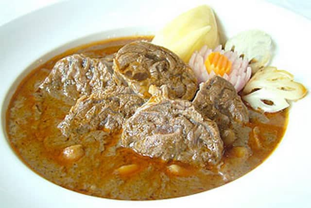 Mussaman Beef Curry Recipe